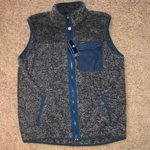 New with Tags Southern Shirt Company Vest